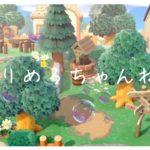 【あつ森配信】自然溢れる島の整備しながら雑談→マリオカートDX8【あつまれどうぶつの森】