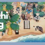 【あつ森】夢番地・マップ公開┃まったり島のおさんぽ【Vlog】