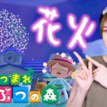 【あつ森ライブ】オリジナル花火をみんなで見よう!!【視聴者参加型】