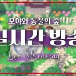 모동숲あつ森 ACNH Live // 샐러도 마을 꾸미기!  + 젤다의 전설 Breath of the wild