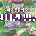모동숲あつ森 ACNH Live // 마을 꾸미기! 공연장을 만들어요~! Making concert hall!!