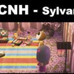 Animal Crossing: New Horizons – Sylvana あつ森ー住民紹介(もんぺ)英語で紹介