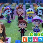 #79【あつ森】まさかの素潜りハプニング! – Animal Crossing -【参加型】【Switch】【LIVE】【ライブ配信】【配信中】【女性実況】