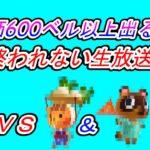 【あつ森】カブ価600ベル以上出るまで終われない生放送 【カブ厳選】