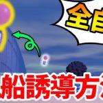 【あつ森】待ってるだけで風船が自分の所まで飛んでくる革命的な小ネタ紹介!!【あつまれ どうぶつの森】【ぽんすけ】